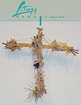 Liturgy News March 2010 cover image