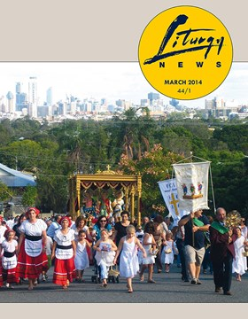 Liturgy News March 2014 cover image